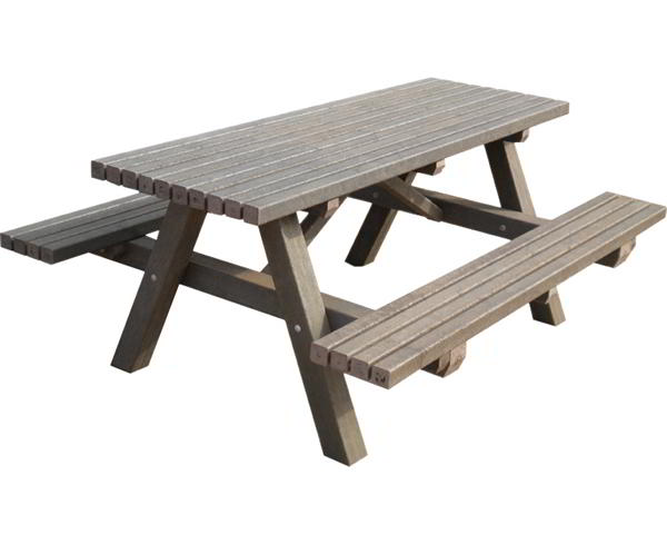 Peak A Frame Picnic Table