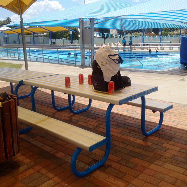 Felton Industry Advanced Park Setting at Forbes Swimming Pool