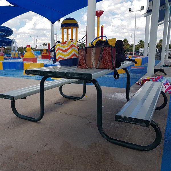 Felton Industry Advanced Park Setting at Moree Hot Pools