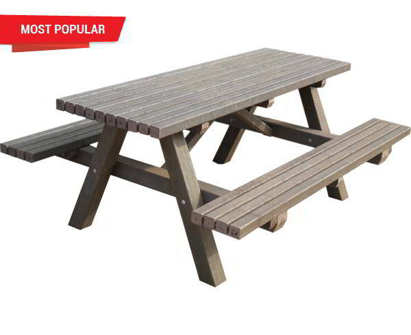 Felton Peak A Frame Picnic Table