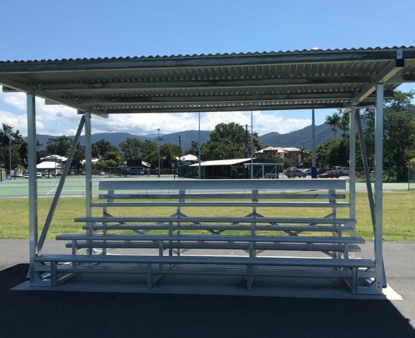 Felton Sunsafe Select Grandstand seating