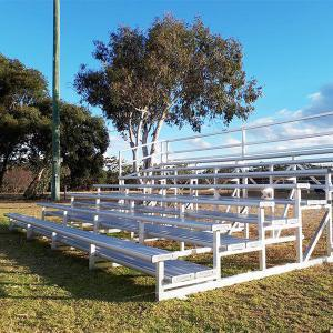 Felton Grandstands at Bega