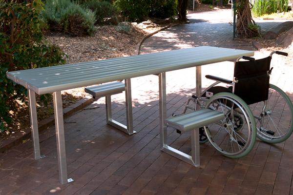 Felton Access Wheelchair Setting