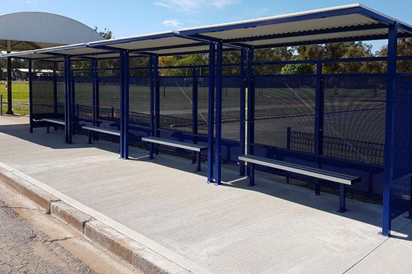 Felton Modular Bus Shelter