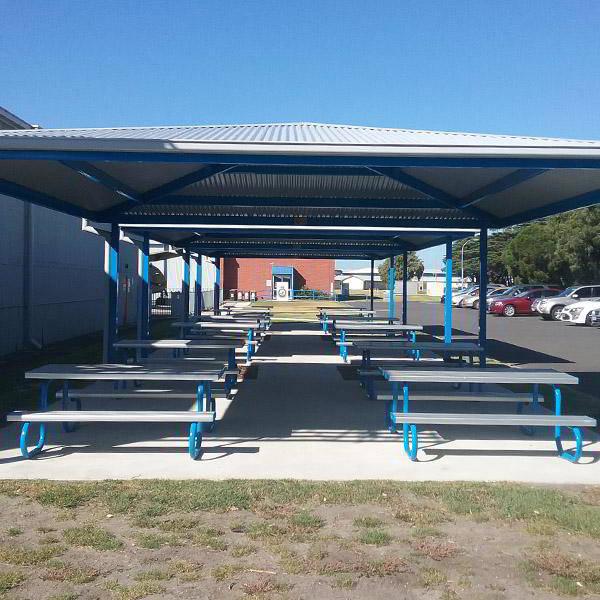 Felton Industry Advanced Park Setting at RAAFS