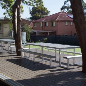 Felton King Jumbo Park Setting at St. Mary's Rydalmere