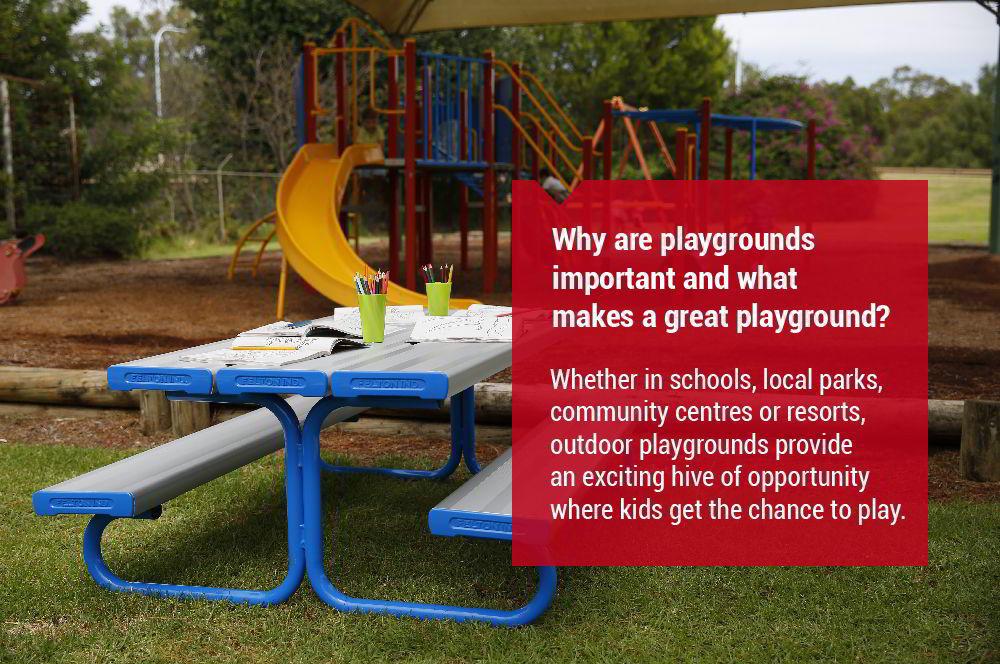 Felton Important Playgrounds