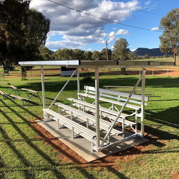 Tooraweenah Showground Sunsafe Select Grandstand