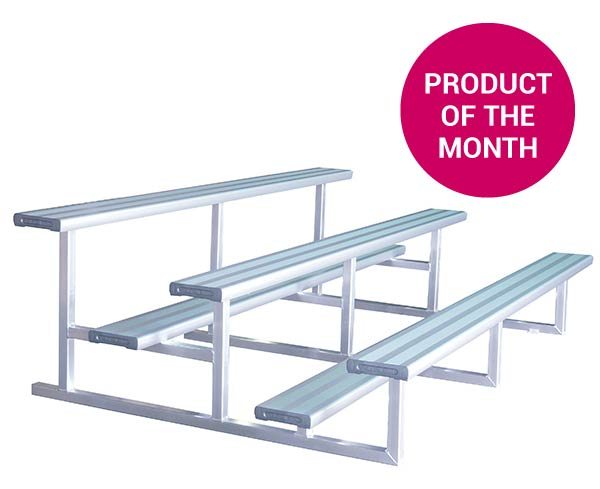 Felton Product of the Month June Tiered Seating