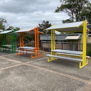 Felton Eco-Trend Sheltered Park Setting