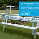 Felton How to Use Advertising on Outdoor Furniture