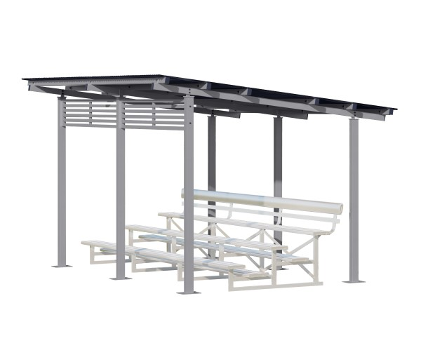 Felton Industries Sheltered Select Grandstand Package
