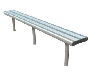 In-Ground Bench Seat