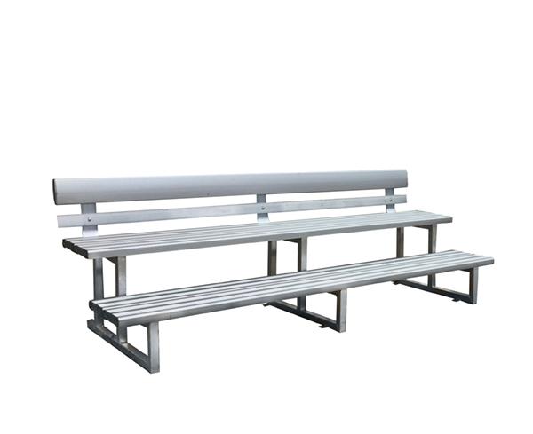 Double Plank Backrest Spectator Seating
