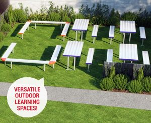 Outdoor Classroom Package A