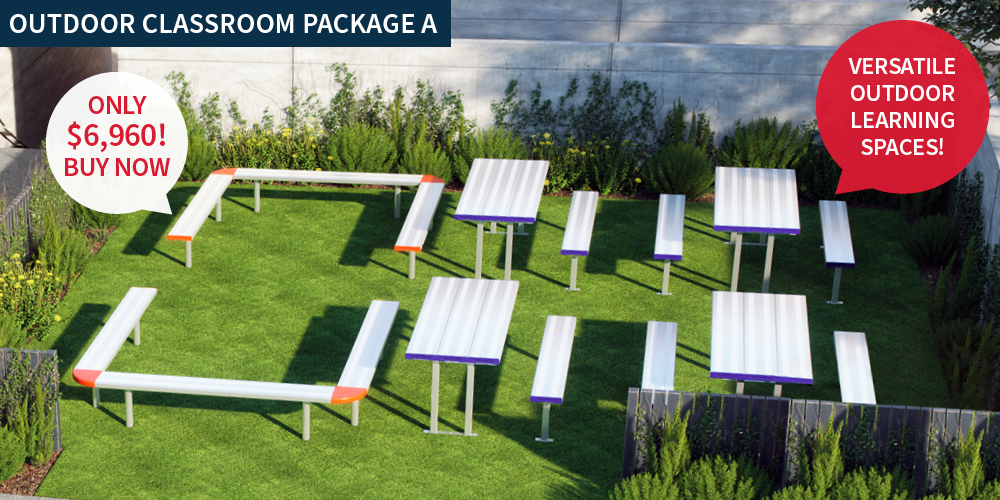 Felton Industries Outdoor Classroom Package A