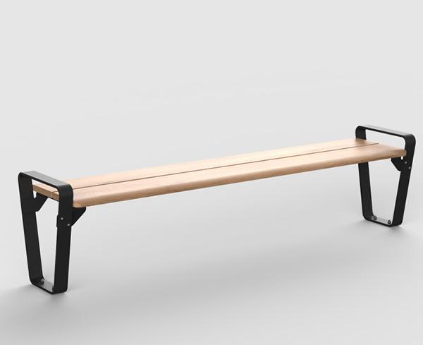 Felton Ribbon Bench Seat