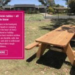 Felton Outdoor Picnic Tables - All you need to know