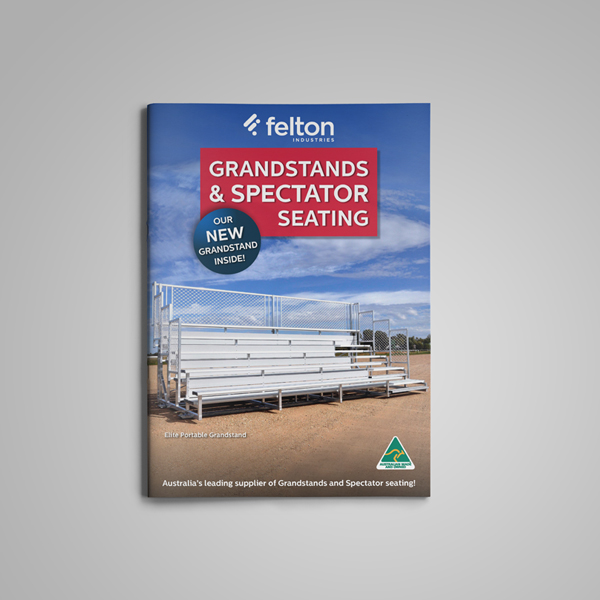 Felton Industries Grandstand Brochure 2021