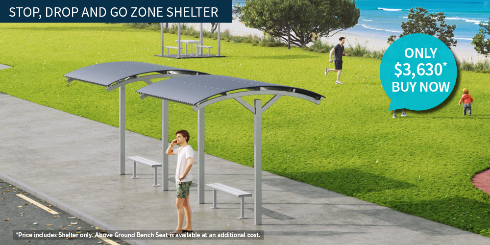 Felton Industries Stop Drop and Go Zone Shelter