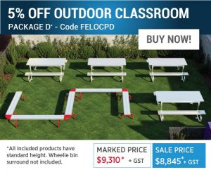 Felton EOFY Outdoor Classroom Offer