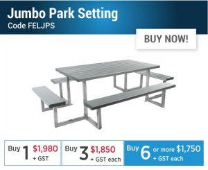 Felton EOFY Jumbo Park Setting Offer