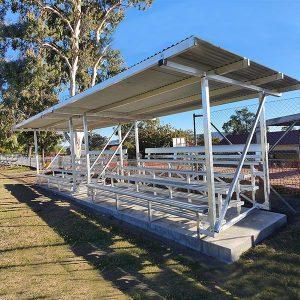 Felton Sunsafe Select Grandstand Werris Creek Public School