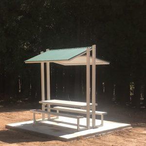 Felton Eco-Trend Sheltered Park Settings at Bathurst Forestry Corporation